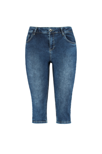 Skinny Leg Capri-Jeans SHAPING