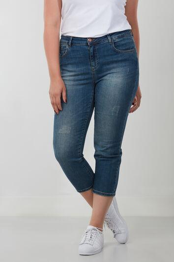 Slim Leg Capri-Jeans IRIS
