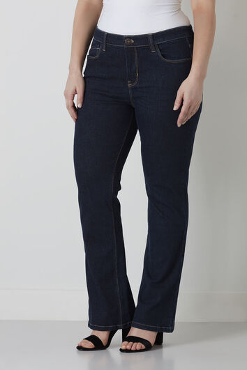 Bootcut-Jeans LILY