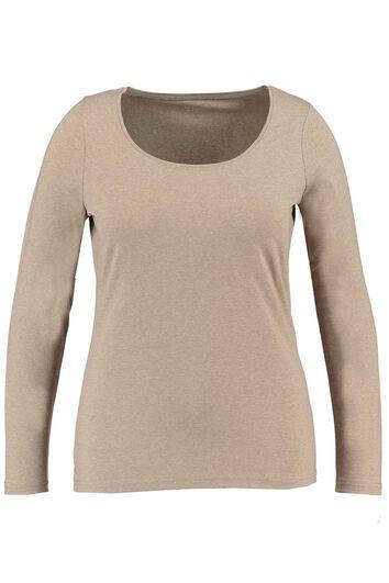 Basic Rundhals-T-Shirt