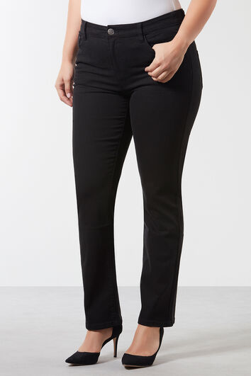 Straight-Leg-Jeans LILY