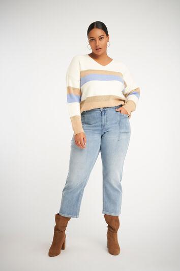 Jeans mit Seitentaschen