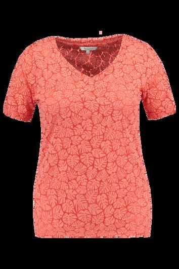 Halb durchsichtiges T-Shirt