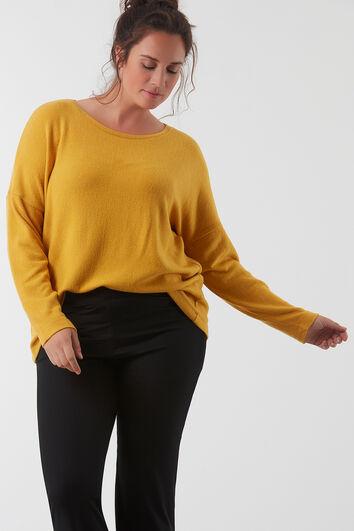 Weicher Viskose-Pullover
