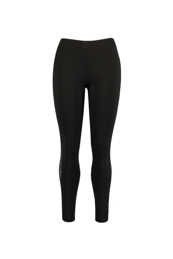 Mesh-Leggings