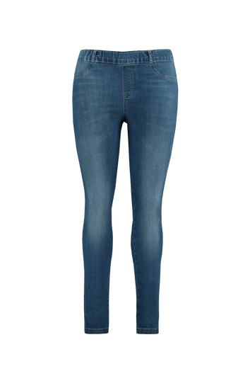 POPPY Slim-Fit Denim-Treggings