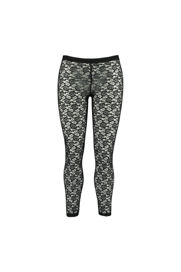 Spitzen-Leggings
