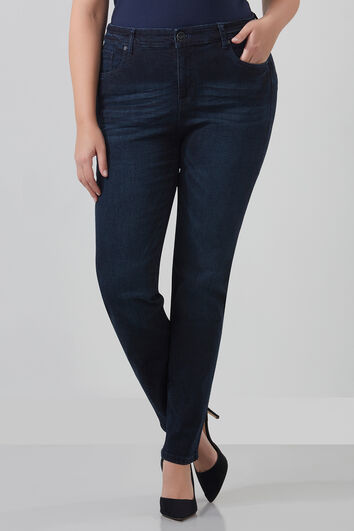 IRIS Jeans mit schmalem Bein