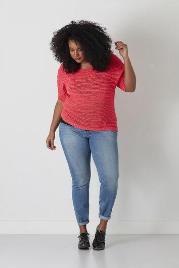Trendiger Pullover