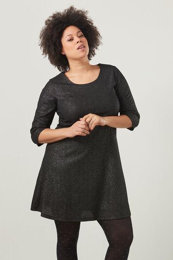 Lurex Kleid