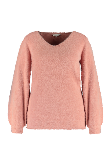 Flauschiges Sweatshirt