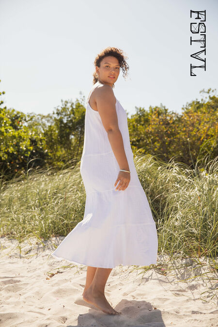 Das elegante Kleid