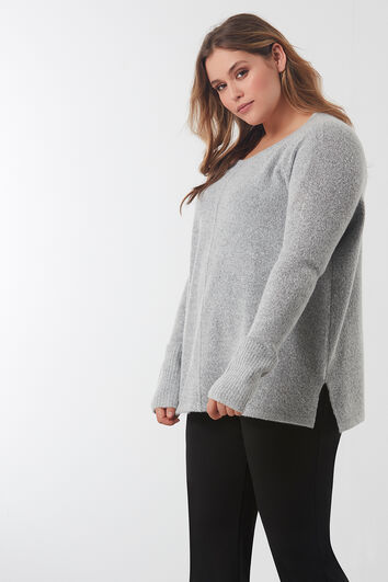 Pullover im Loose-Fit