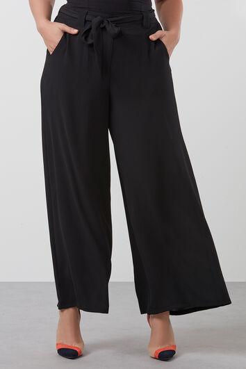 Wide-Leg Hose