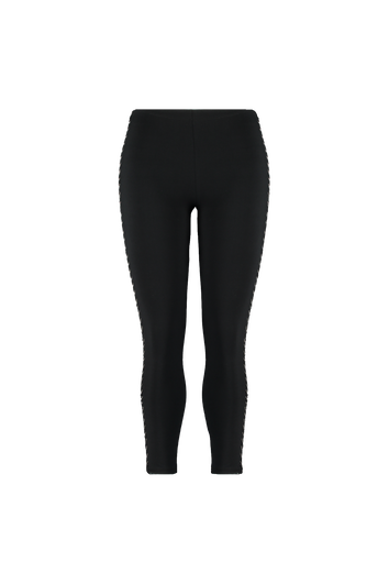 Leggings mit Ketten-Detail