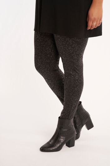 Beschichtete Leggings