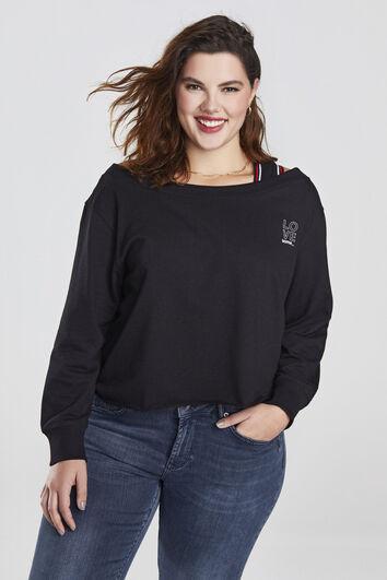 Kurzer Sweater