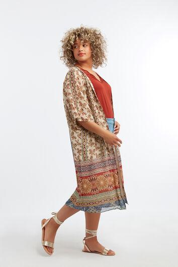 Kimono mit Aufdruck
