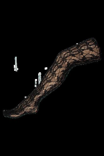 Spitzen-Strumpfhose