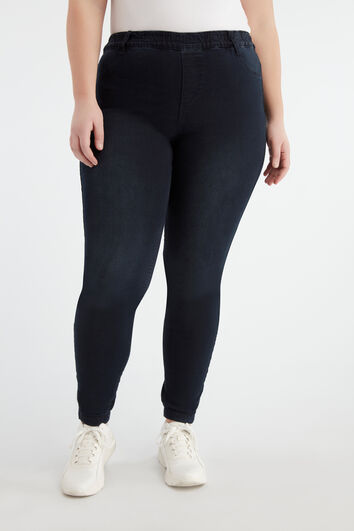 Eng anliegende Treggings POPPY