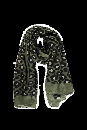 Leoparden-Schal