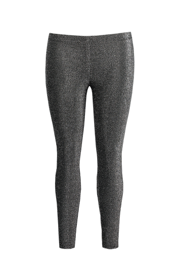 Glitzer-Leggings