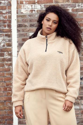Teddy-Sweater