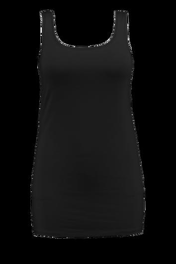 Langes Cami-Top aus Baumwolle