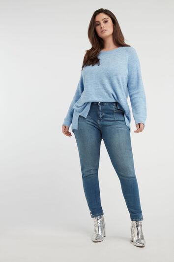 Lookbook Light Blue Sweater