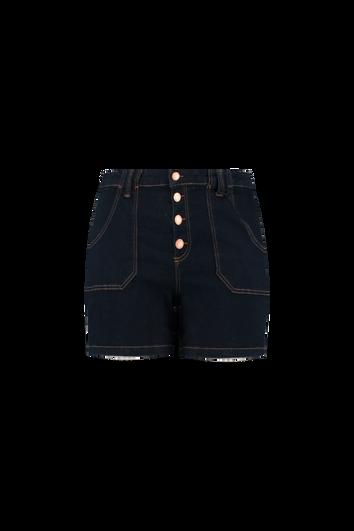 Shorts mit Knopfverschluss