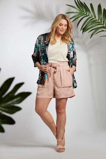 Tencel-Shorts