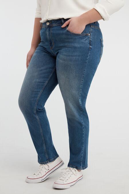 Loose-Leg-Jeans ROSE