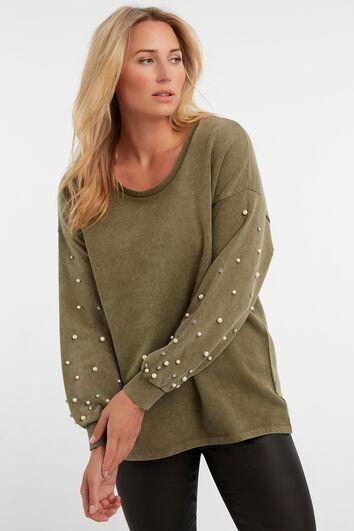 Verwaschener Sweater