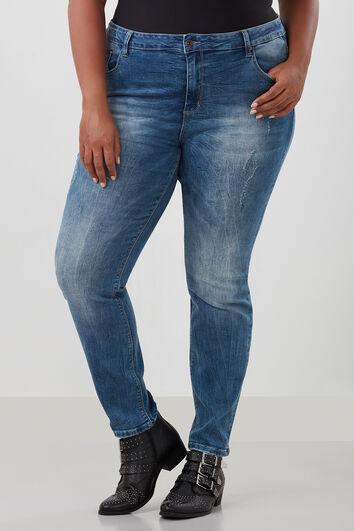 Skinny Jeans mit PUSH-UP-EFFEKT