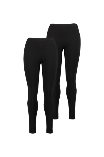 Leggings im Zweier-Pack