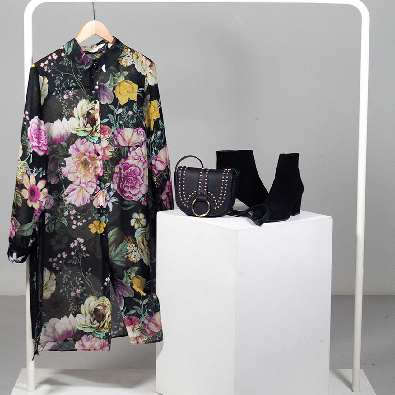 Lookbook Party Blouse