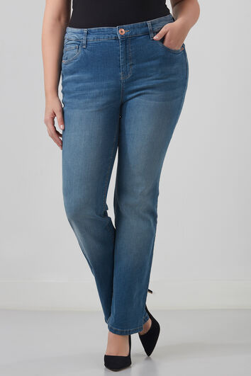 VIOLET Bootcut-Jeans